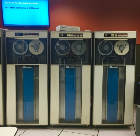 The IBM 1401