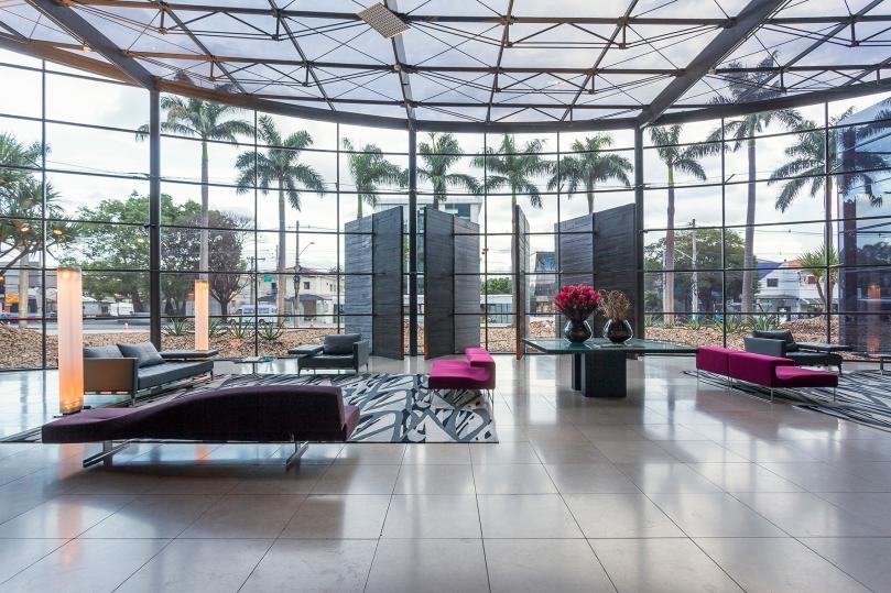 Hotel Unique_Lobby