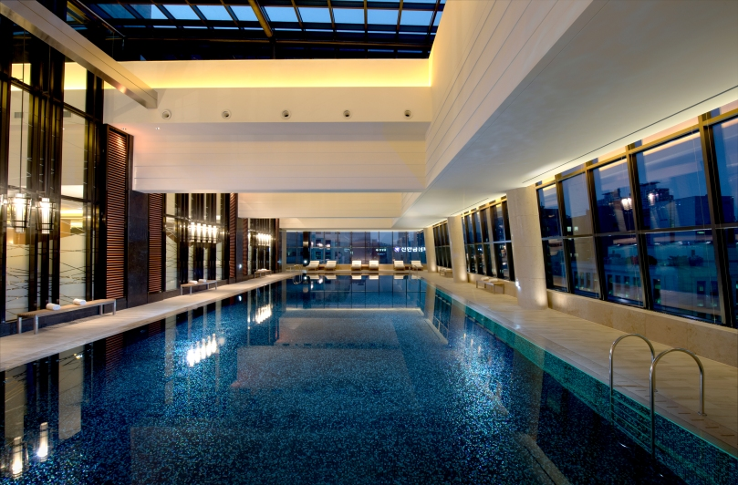 Conrad Seoul_Pulse8_Swimming Pool